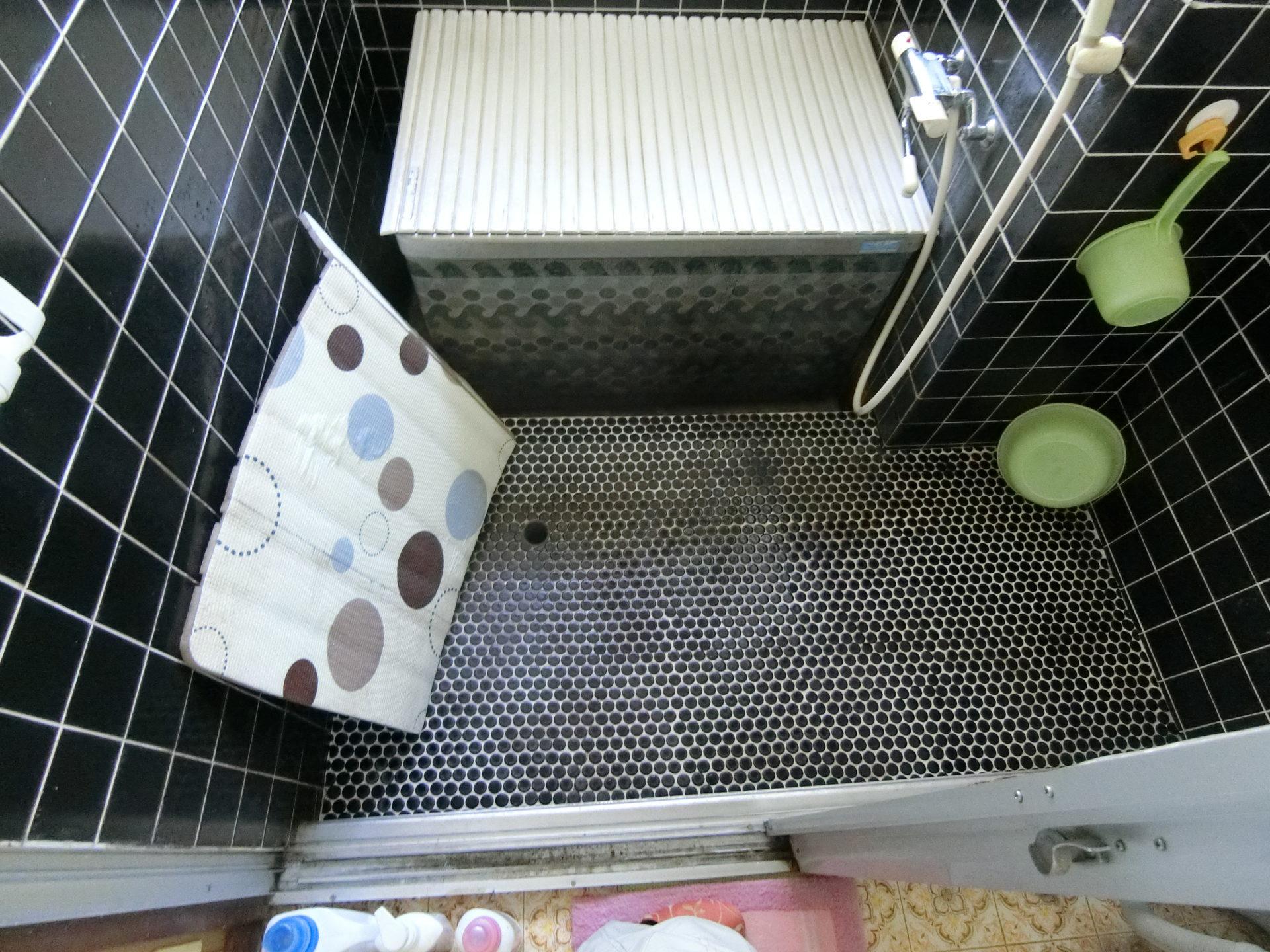 浴室改修工事3 ビフォー