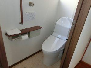 O市 K様邸 トイレ改修工事