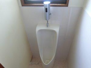K市 M様邸 トイレ改修工事 小便所