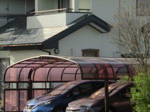 カーポートポリカ屋根交換